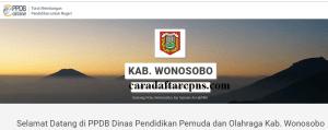 PPDB SMP Kabupaten Wonosobo