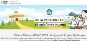 PPDB SMP Kota Pekalongan