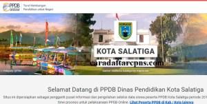 PPDB SMP Kota Salatiga