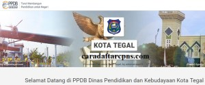 PPDB SMP Kota Tegal