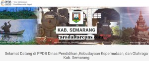 Jadwal Pendaftaran PPDB SMA SMK Negeri Kab Semarang 2020 2021