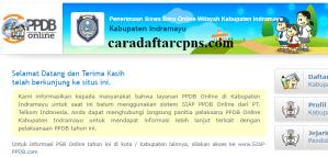 Jadwal Pendaftaran PPDB SMA SMK Negeri Kab Indramayu 2020/2021