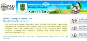 PPDB SMP Kabupaten Karawang