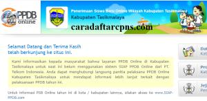 Jadwal Pendaftaran PPDB SMA SMK Negeri Kab Tasikmalaya 2020/2021
