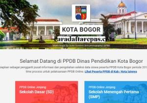 Jadwal Pendaftaran PPDB SMA Kota Bogor 2020 2021