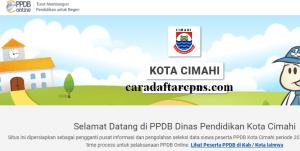 Jadwal Pendaftaran PPDB SMA Kota Cimahi 2020 2021