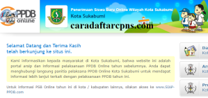 Jadwal Pendaftaran PPDB SMA Kota Sukabumi 2020 2021