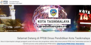 PPDB SMP Kota Tasikmalaya