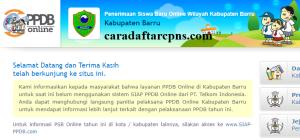 Jadwal PPDB SMA SMK Negeri Kab Barru 2020 2021