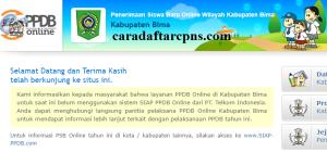 PPDB SMP Kabupaten Bima