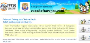 Pendaftaran PPDB Online SMA Kabupaten Bombana 2019 2020