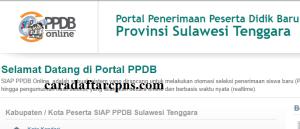 PPDB SMP Kabupaten Buton Selatan