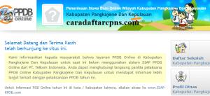 Jadwal PPDB SMA SMK Negeri Kab Pangkajene Kepulauan 2020 2021