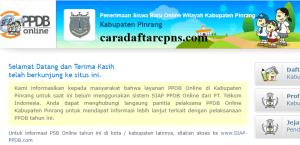 PPDB SMP Kabupaten Pinrang
