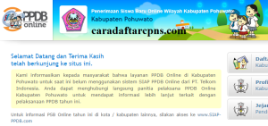 Jadwal PPDB SMA SMK Negeri Kab Pohuwato 2020 2021