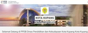 Jadwal Pendaftaran PPDB SMA 2020/2021 Kota Kupang