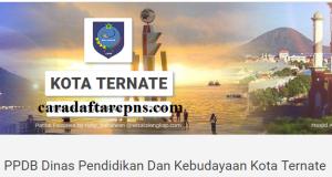PPDB SMP Kota Ternate