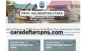 Pengumuman Hasil Seleksi PPDB SMA SMK Negeri Provinsi Kalimantan Utara 2020/2021