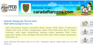 Pengumuman Hasil Seleksi PPDB SMA SMK Negeri Provinsi Kalimantan Tengah 2020/2021
