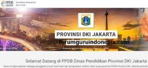 Jadwal Pendaftaran PPDB SMA SMK Negeri Jakarta Barat 2020/2021