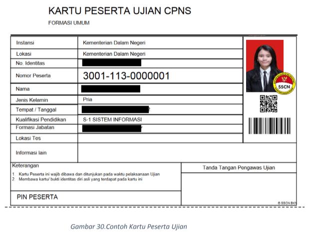 Pendaftaran CPNS SSCN BKN GO ID