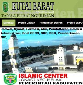 Pengumuman Hasil Seleksi Administrasi CPNS Kab Kutai Barat 2019