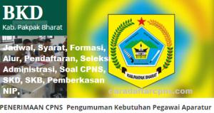 Jadwal SKB CPNS Kabupaten Pakpak Bharat 2019 2020