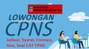 Pengumuman Hasil SKB CPNS Kabupaten Pangandaran Formasi 2019