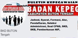 CPNS 2019 Kabupaten Buton Tengah