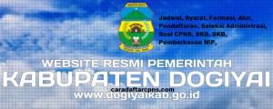 Pengumuman CPNS Kabupaten Dogiyai 2021 Lulusan SMA SMK D3 S1 S2