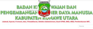 CPNS 2019 Kabupaten Konawe Utara