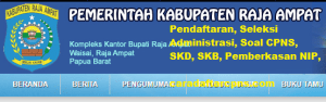 Jadwal SKB CPNS Kabupaten Raja Ampat 2019 2020