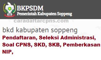 Pengumuman CPNS Kabupaten Soppeng 2021 Lulusan SMA SMK D3 S1 S2