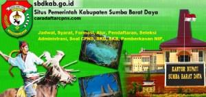 CPNS 2019 Kabupaten Sumba Barat Daya
