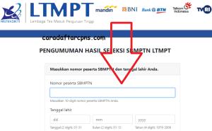 Pengumuman SNMPTN UTBK SBMPTN Unhas 2021
