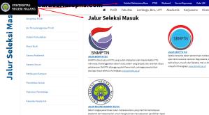 Pengumuman SNMPTN UTBK SBMPTN UM 2021