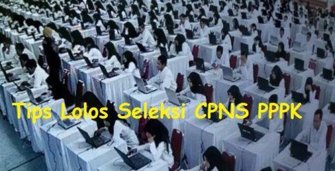 Alur dan Persyaratan Pendaftaran CPNS 2021