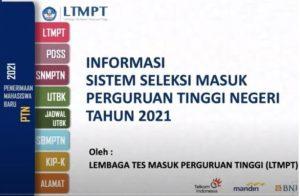 Pengisian PDSS Sudah Bisa Dilakukan Jadwal syarat SNMPTN 2021