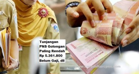 Intip Gaji PNS dan PPPK Beserta Tunjangan Terbaru