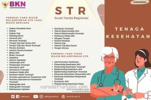 Syarat Pendaftaran CPNS Formasi Tenaga Kesehatan 2021
