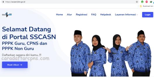 Pendaftaran CPNS dan PPPK 2021 Semakin Dekat