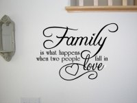 Family Wall Quotes And Sayings. QuotesGram