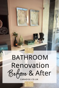 Bathroom Renovation: Before and After - Caradise