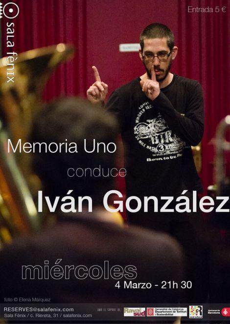 Memoria Uno - Sana Fènix - poster