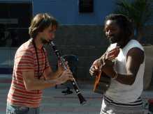 Qbamba at Casa AfricaLas Palmas de Gran Canaria, May 27th 2008