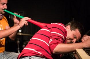 Improv Sessions at Desterro - Roberto Doğuştan, Marco Olivieri, Lorenzo Lustri