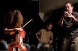 Improv Sessions at Desterro - Helena Espvall, Vasco Furtado, François Choiselat, Luís Vicente