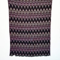 Strawberry Chocolate Merino Wool Shawl