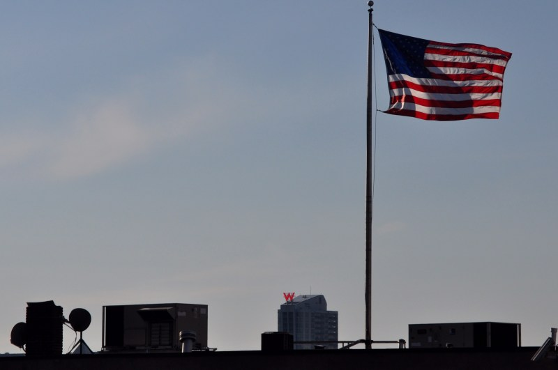 New-York - US Flag - ©JCHERIX