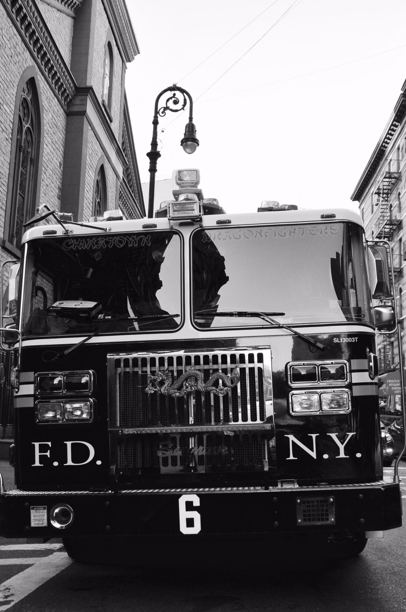 New-York - Fire Truck - ©JCHERIX